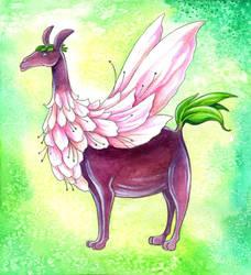Pokemels - Plluma by TrollGirl