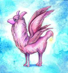Pokemels - Llami by TrollGirl