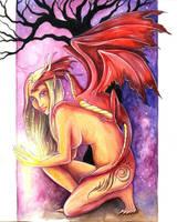 Redwings by TrollGirl