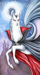 Count Dracullama by TrollGirl