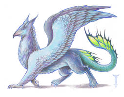 Featherscale by TrollGirl