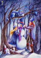 Winter Wonderland by TrollGirl