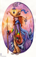 ColorWitch by TrollGirl