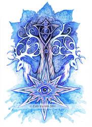 Eye Of Winter by TrollGirl