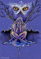 Meditation by TrollGirl