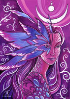 Mothface by TrollGirl