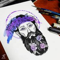 Beardo by TrollGirl