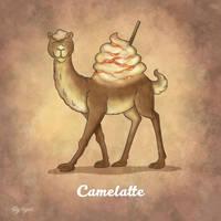 Camelatte by TrollGirl