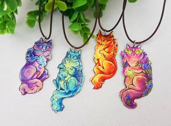 Cat Elements by TrollGirl