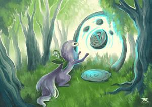 [TWWM] Chapter 1: What Dwells Beneath the Canopy by TrollGirl