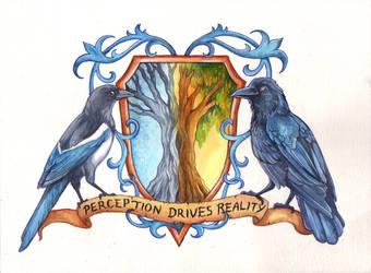 The Siluan Crest by TrollGirl