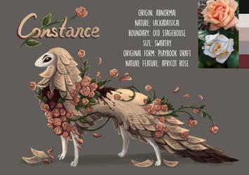 [TWWM] Constance ML by TrollGirl