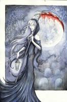 Blood Moon by TrollGirl
