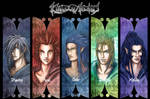 Organisation XIII Part1 by Clange-kaze