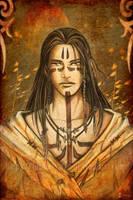 Dawn Warrior by Clange-kaze