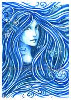 Aqua by Clange-kaze