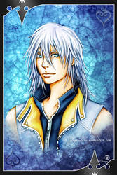 Riku - Kingdom Hearts II by Clange-kaze