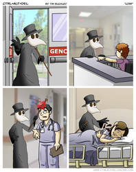 LOSS - The Doctor Pays a Visit by Azadeth