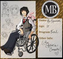 MBI Application: Kei Harumichi by OneLovelySin