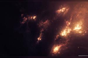 Cosmos VI by RedXen