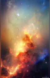 Cosmos XI by RedXen