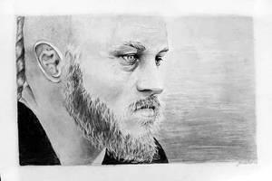 Hail King Ragnar by kaya93