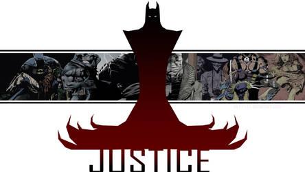 Batman 'Justice' Wallpeper [4K] by Natrill