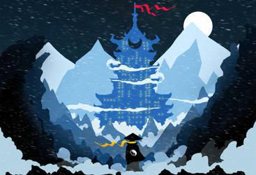 Winter Wanderer by Natrill