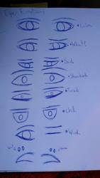Eyes by CasperIsLonely