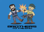 Brothers To The End by a7md93