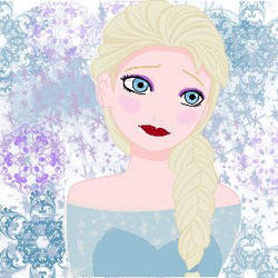 Queen Elsa by link-itasasu-freak