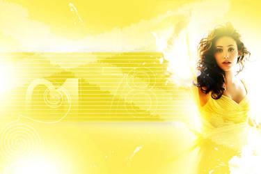 Emmy Rossum - Unfinished Header by websparkle