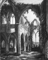 Tintern Abbey by essmaa