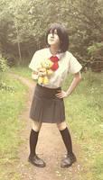 Rukia Cosplay by serensloth