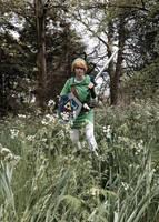 Link Cosplay by serensloth