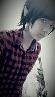 Marshall Lee Cosplay by serensloth