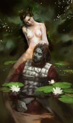 mermaid by Alexey-Konev