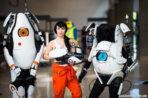 Portal Team! by RocknamLee