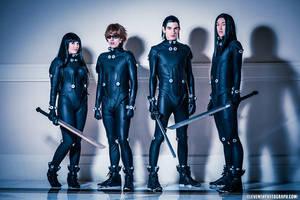 Gantz Group by RocknamLee