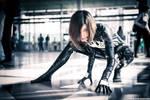 Female Venom by RocknamLee