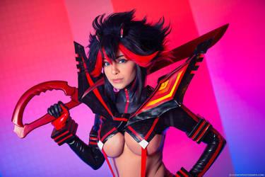 Ryuko is my Name! by RocknamLee