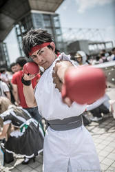 Ryu the Man by RocknamLee