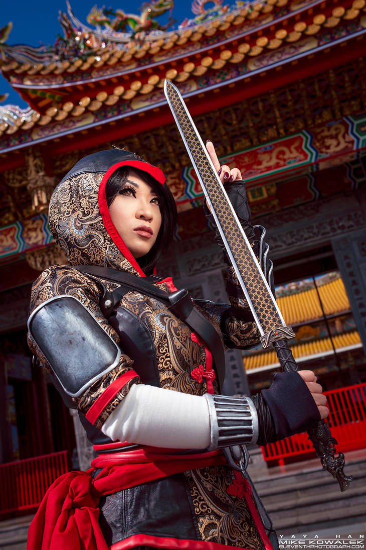 SHAO JUN - ASSASSIN'S CREED by RocknamLee
