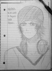 K Project: Yata Misaki by N3KOMI