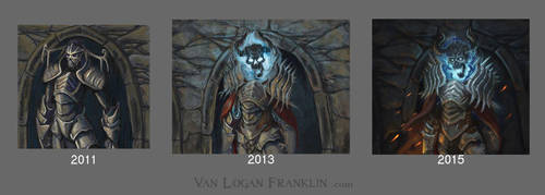 Draugr repaint by VanLogan