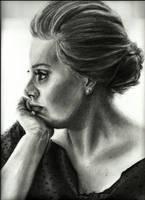 Adele by mynamescrizelle