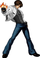 Kyo Kusanagi NESTS KOF XIII by OrochiDarkKyo