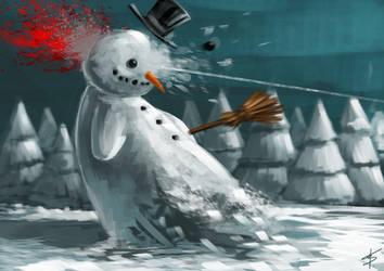 happy holidays by VBagi