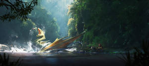 Fishing by VBagi