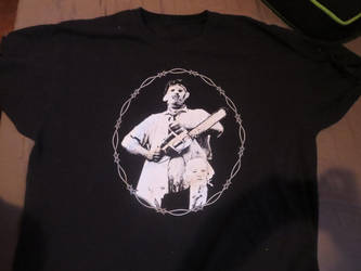 My Leatherface T Shirt by FloppsyProduction